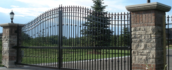 the home wrought iron gates railings beds and decor can be found in